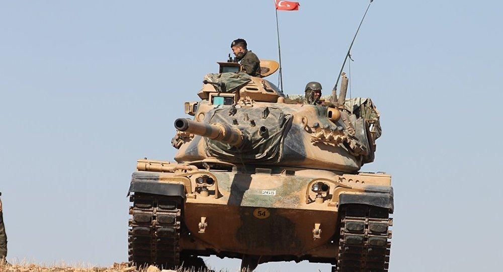 Tank turc