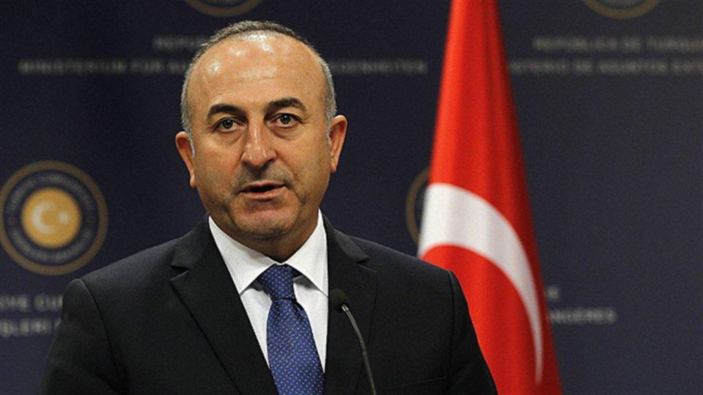 Mevlut Cavusoglu - Ministre des affaires étrangères turc