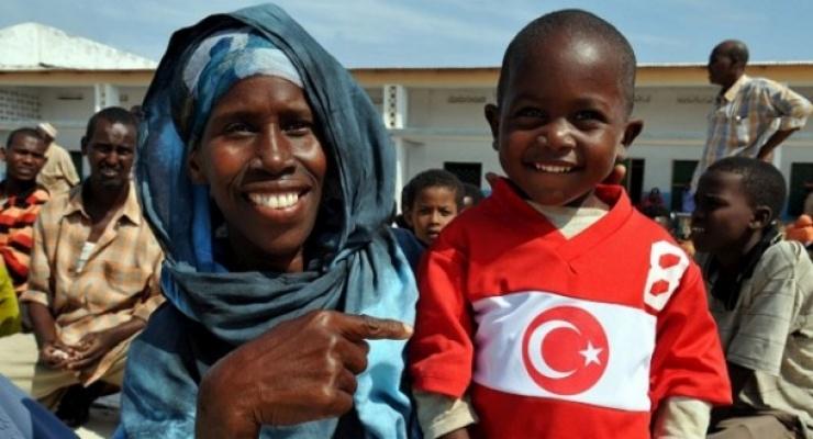 La toile se mobilise pour aider les Somaliens — Famine