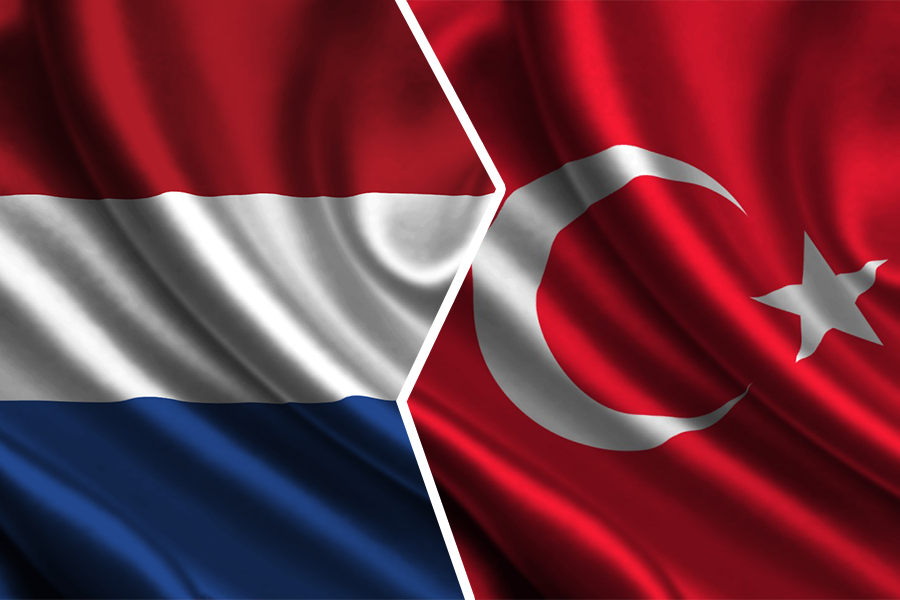 Cassure entre les Pays-Bas et la Turquie