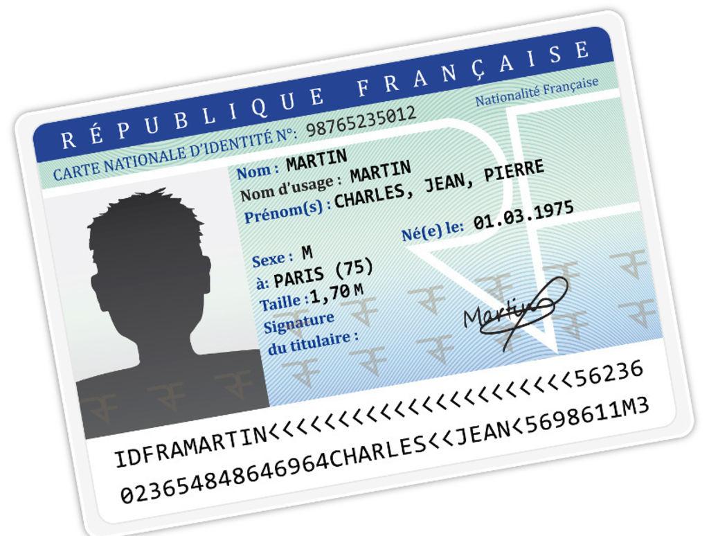 voyage tunisie carte d'identite