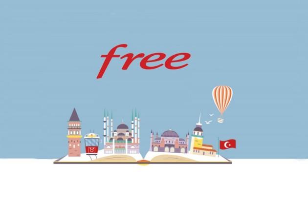 Roaming : Free Mobile s'arrête en Turquie, toujours sans voix et en 3G