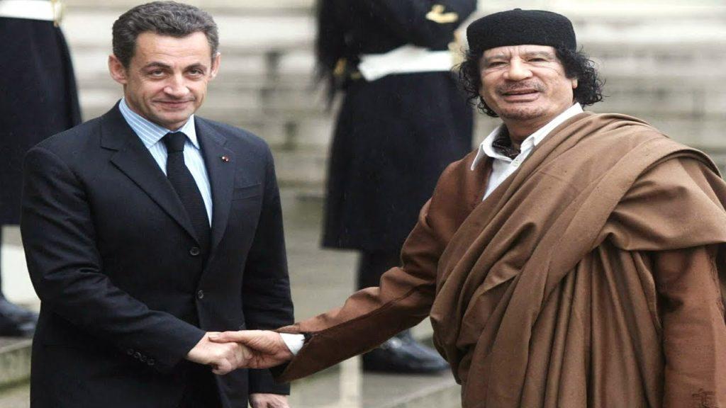 Nicolas Sarkozy placé en garde à vue — France