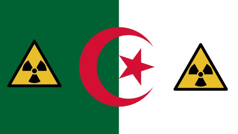centrale nucléaire en Algérie