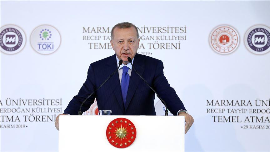 Erdogan se moque de Macron
