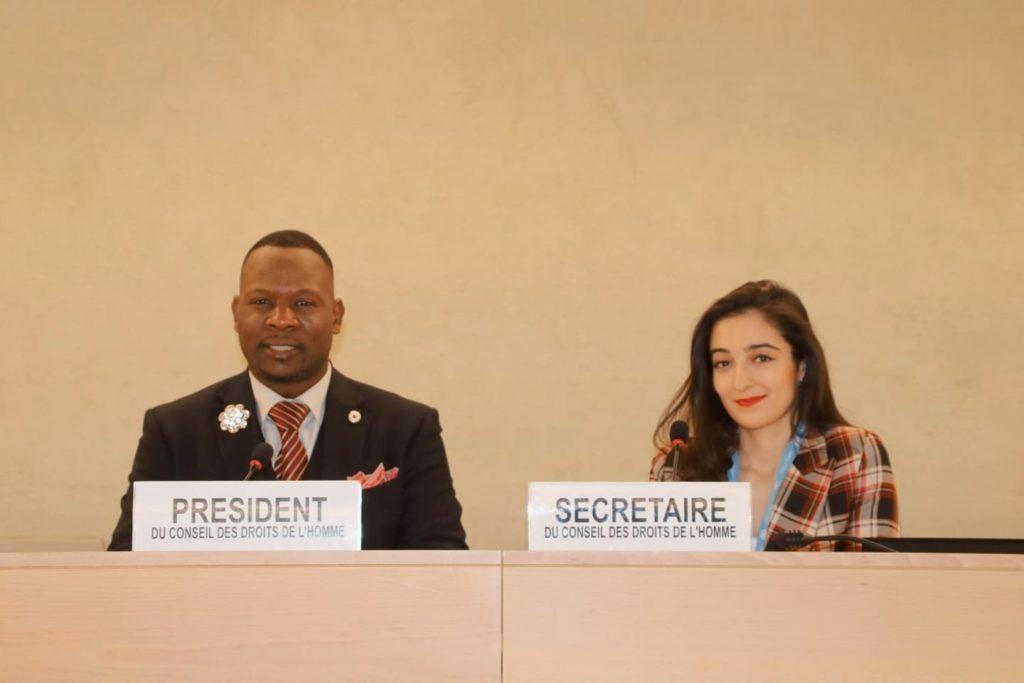 ambassadeur haitien