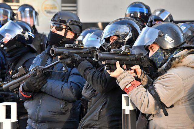 violences policières france