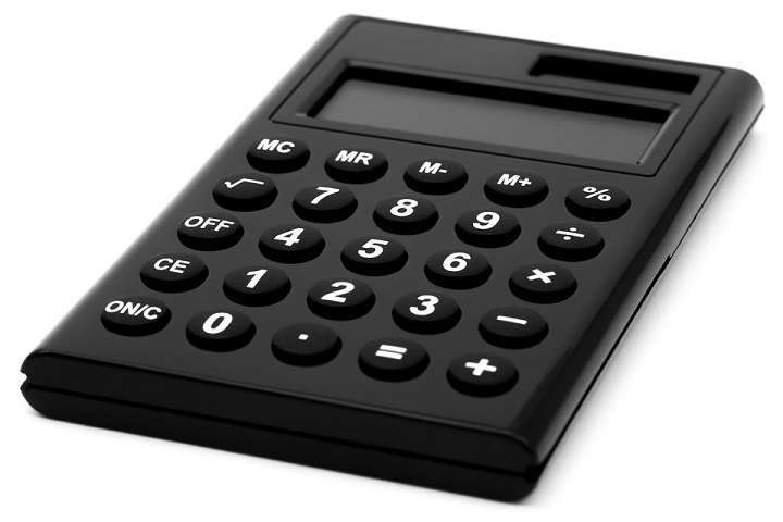 calculatrice BAC 2020