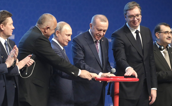 Erdogan Poutine