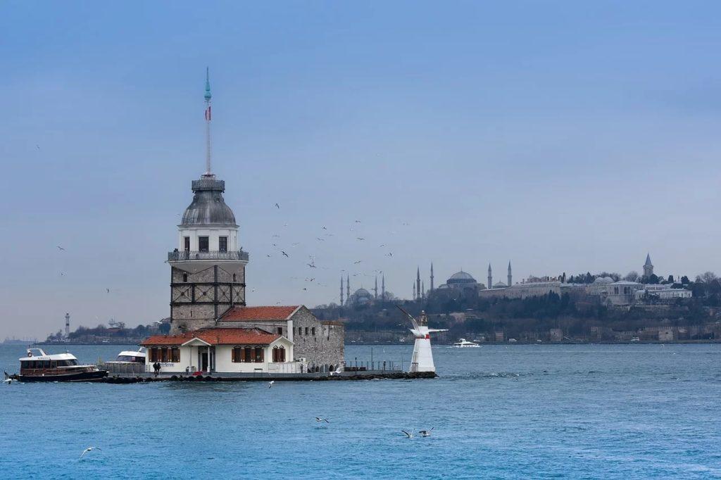 partir à istanbul turquie