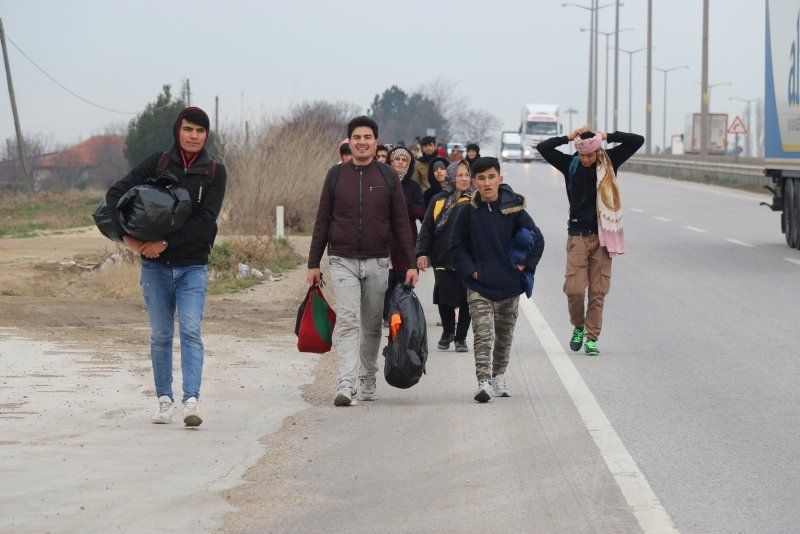 migrants Turquie Europe