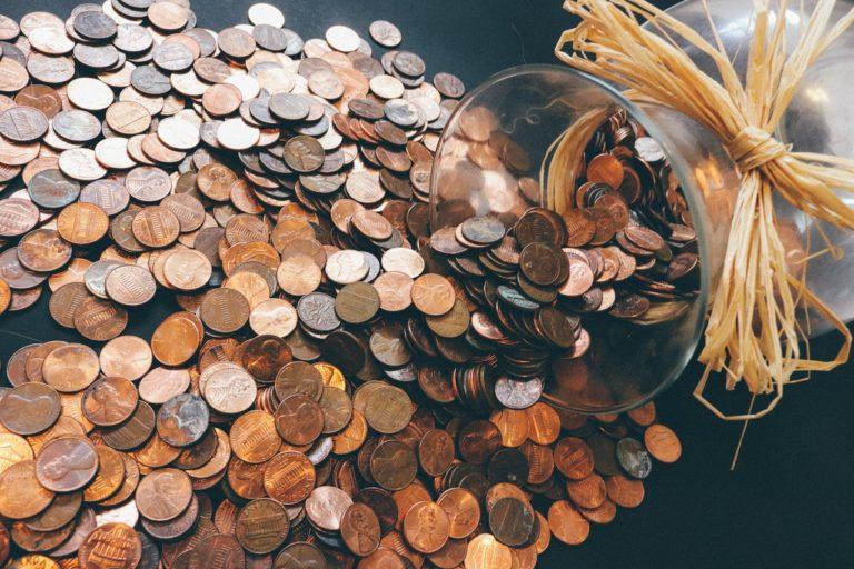 déposer de l'argent liquide