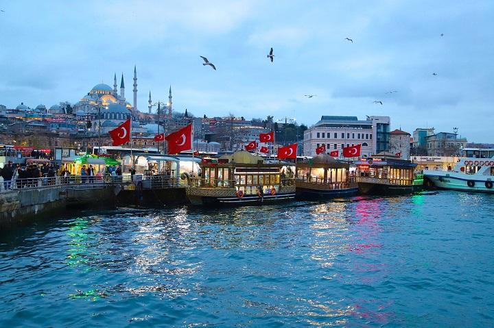 Nombre d'habitants Turquie 2020