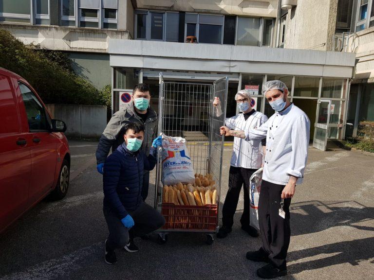 Pain hôpital Mulhouse