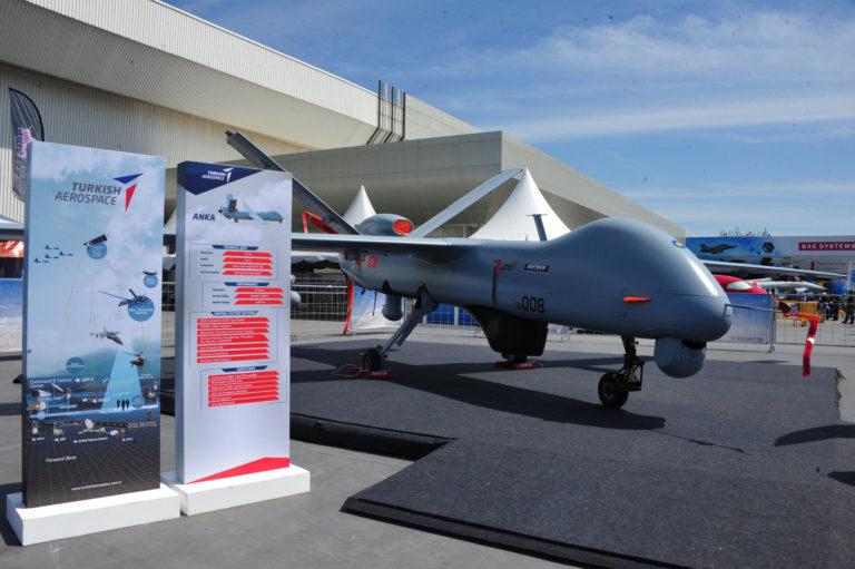 drones turques SIHA
