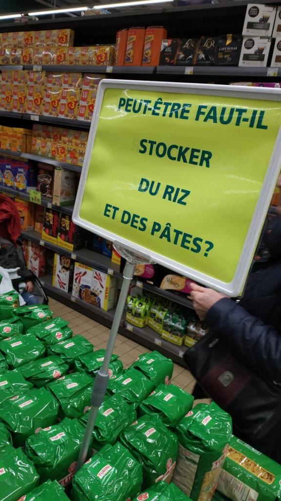 stocks vides