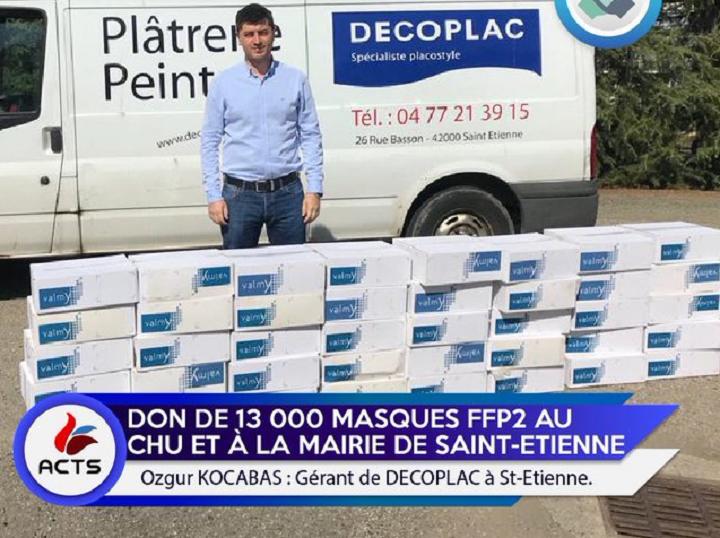 13000 masques