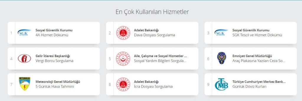 service public Turquie