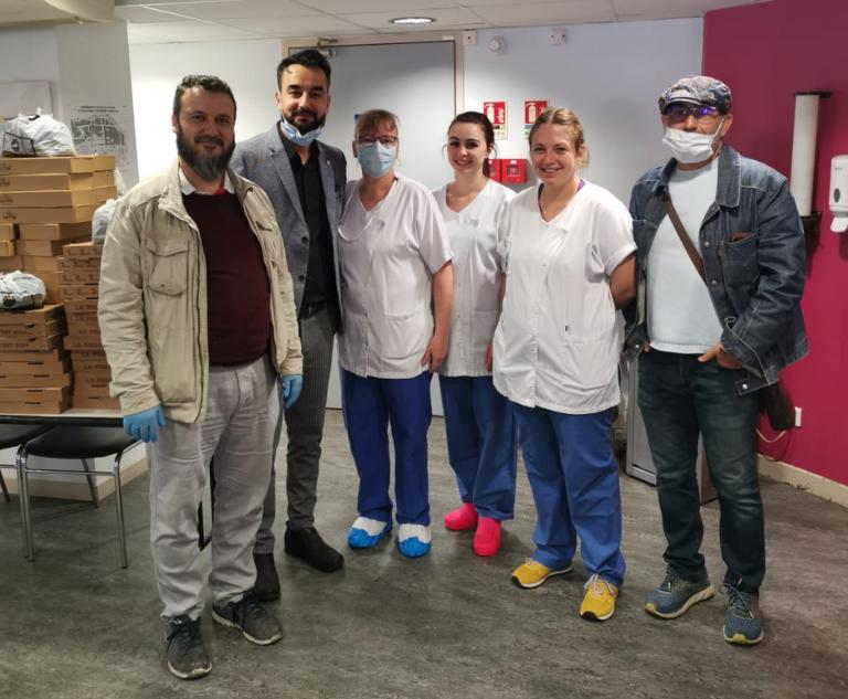 visite hôpital turque