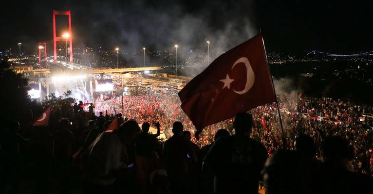 coup d'état Turquie