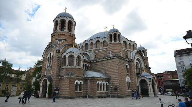 mosquée église Europe