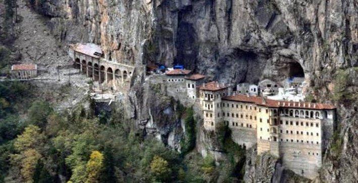 monastère Turquie