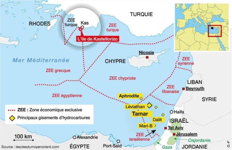 eaux maritimes greques