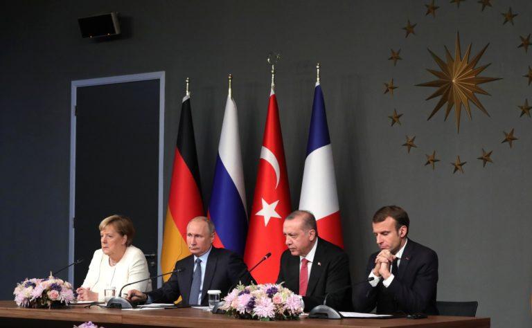 Libye Turquie Macron