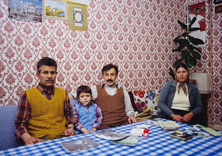 immigrés turcs