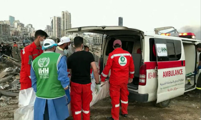 aide turquie liban