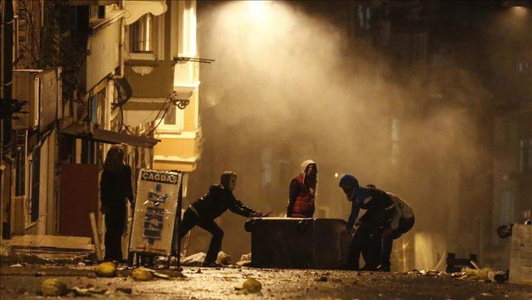 responsables kurdes arrestation