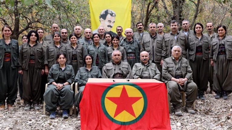 soutien PKK Macron
