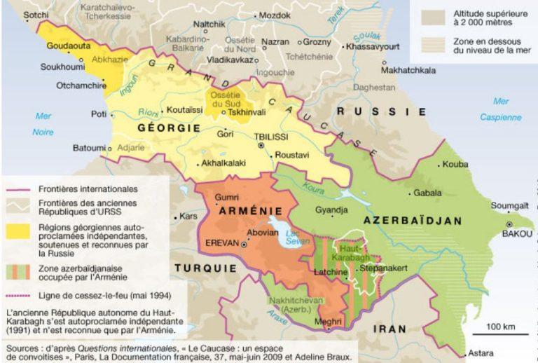 occupation arméniennes