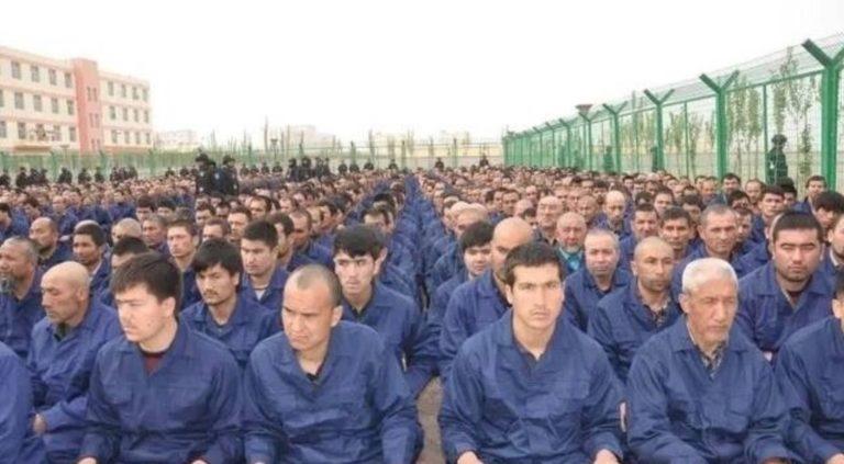 camps de concentration Chine