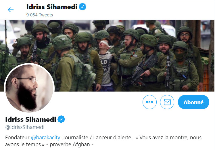 Darmanin s'en prend à Idriss Sihamedi