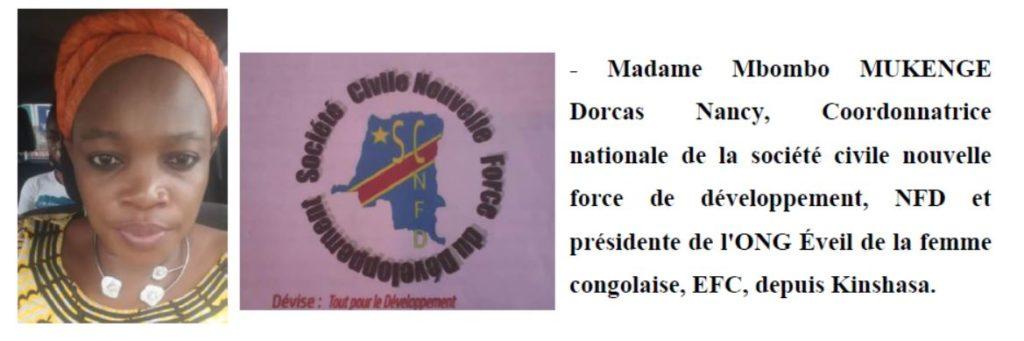 société civile afrique