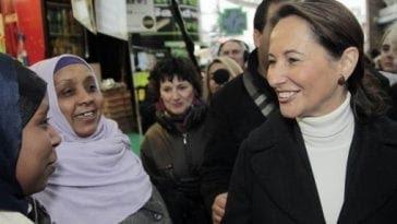 campagne électorale femme voilée
