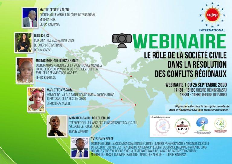société civile en Afrique