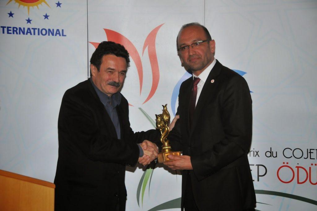 Prix COJEP Gedikoglu Edwy