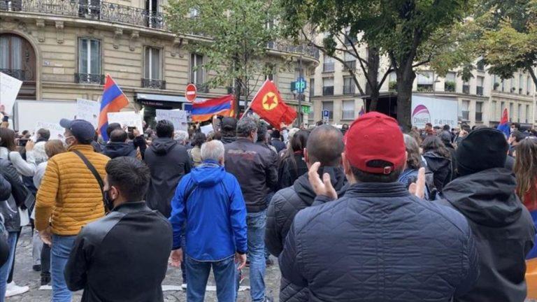 mercenaires arménie