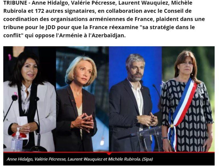 France lobbys arméniens