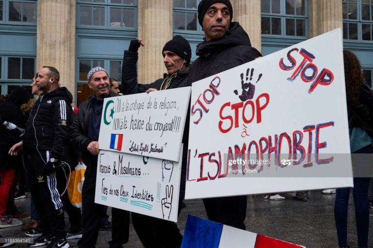 le séparatisme contre les musulmans