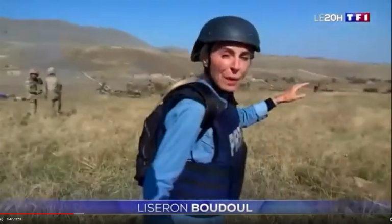 menaces arméniens TF1