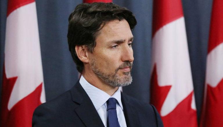 Trudeau liberté expression