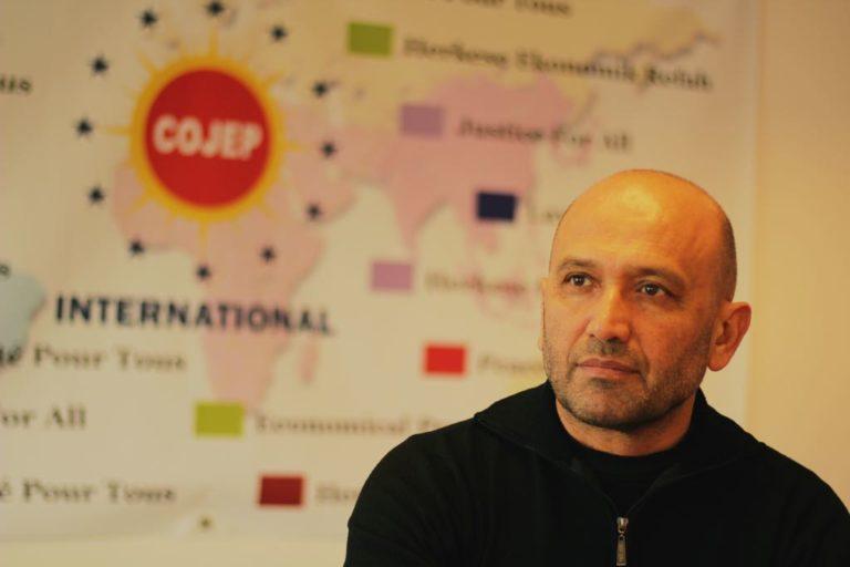 Ali Gedikoglu président COJEP