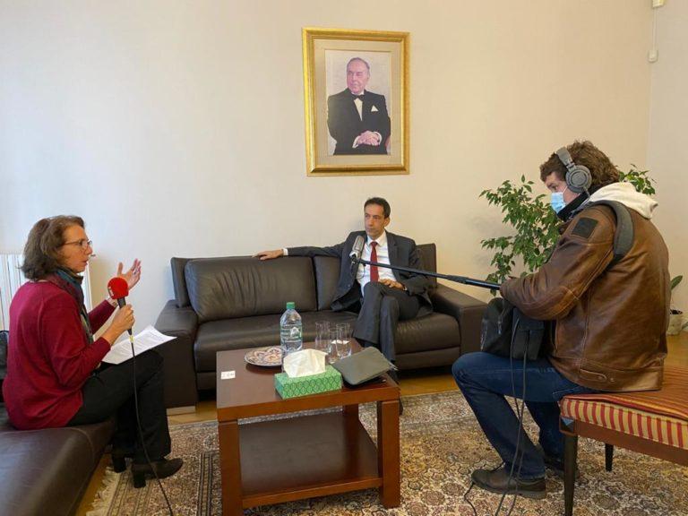 ambassadeur azerbaidjan Rahman Mustafayev