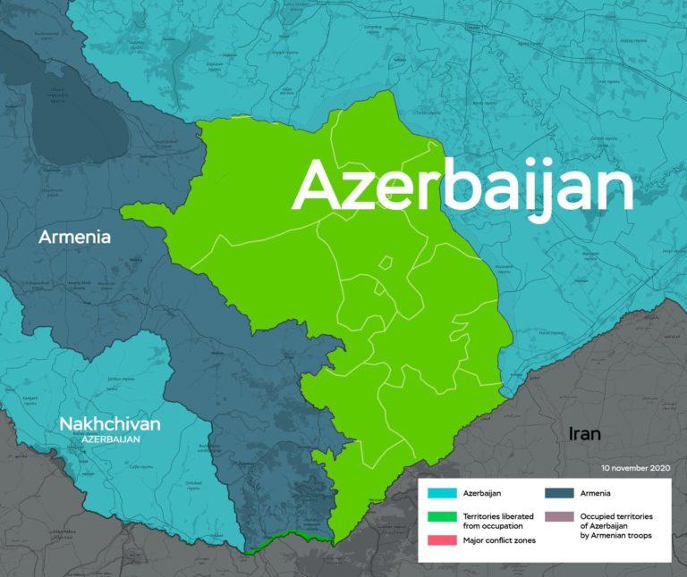 capitulation de l'Arrménie