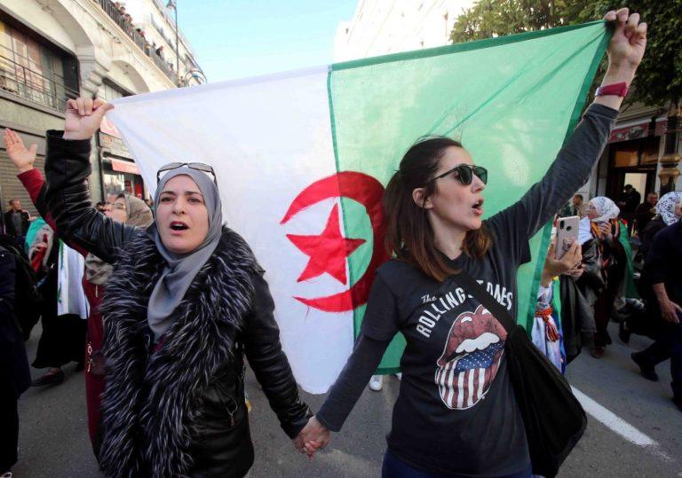 Le parlement européen sur l'Algérie