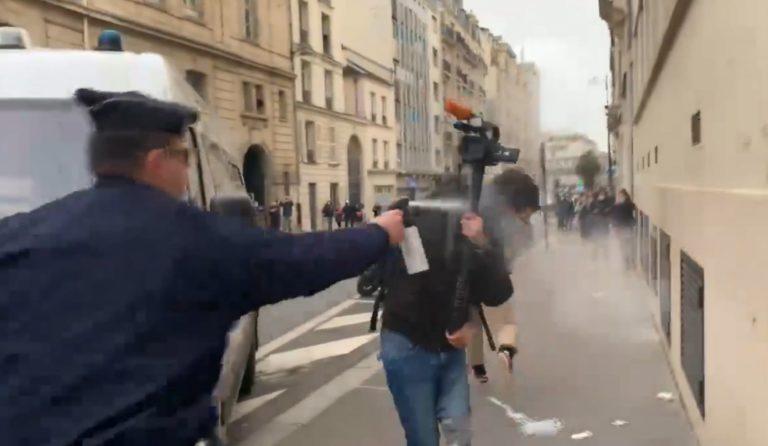 liberté de la police