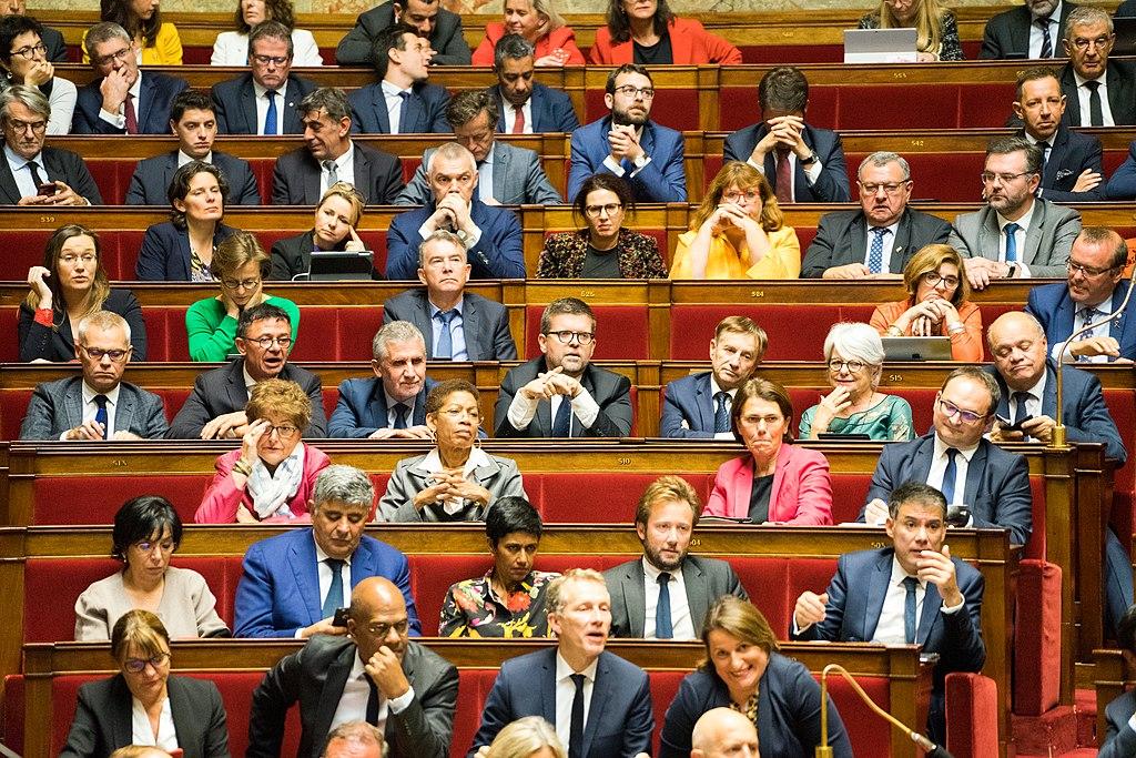 La représentativité en France  manque de valeurs de la République